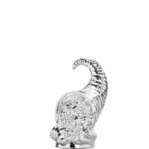 Horn of Plenty Silver Trophy Figure