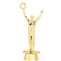 Victory Male Gold Trophy Figure