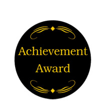 Achievement Award Emblem