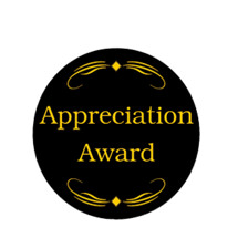 Appreciation Award Emblem