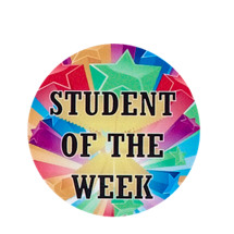 Student of the Week Emblem