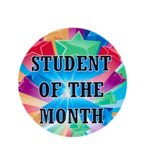 Student of the Month Emblem
