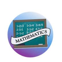 Mathematics Scholastic Emblem