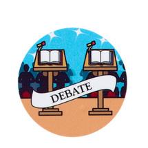 Debate Emblem