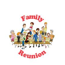 Family Reunion Emblem