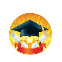 Graduation Emblem