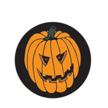 Scary Pumpkin Emblem