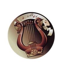 Music Lyre Emblem