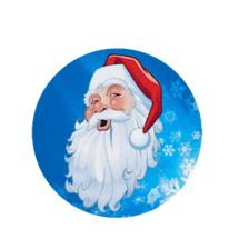 Santa Emblem