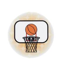 Basketball Hoop Emblem