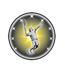 Male Tennis Emblem