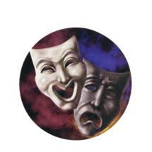 Drama Holographic Emblem - HG 17