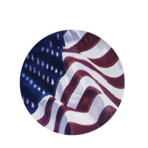 Flag Holographic Emblem - HG 20