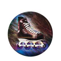 In Line Skate Holographic Emblem - HG 28