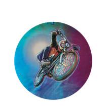 BMX Bike Holographic Emblem - HG 34