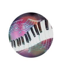 Piano Holographic Emblem - HG 36