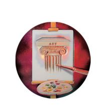 Art Holographic Emblem - HG 3