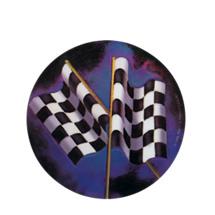Racing Holographic Emblem - HG 40