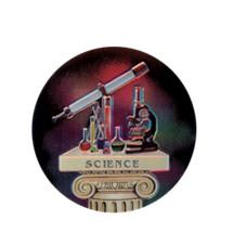 Science Holographic Emblem - HG 43