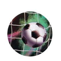 Soccer Holographic Emblem - HG 50