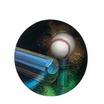 T-Ball Holographic Emblem - HG 54