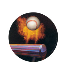Baseball Holographic Emblem - HG 5