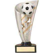 """Soccer Trophy - 7"""" 3D Resin Soccer Award"""