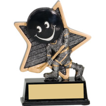 Hockey Trophy - Little Pal Hockey Resin Award