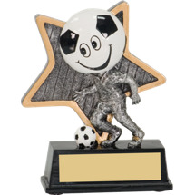 Soccer Trophy - Little Pal Soccer Resin Award