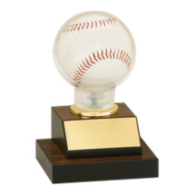 Baseball Trophy - Baseball Holder Display Trophy