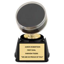 Hockey Puck Holder - Display Trophy