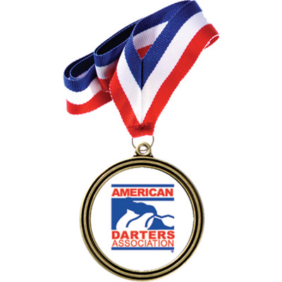 ADA Medal with Neck Ribbon