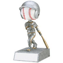Baseball Bobblehead Trophy - 5 1/2""