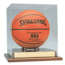 Basketball Display Case - Basketball Award