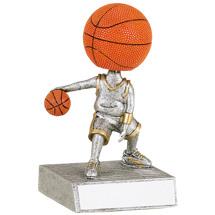 "Basketball Bobblehead - 5 1/2"" Bobblehead"