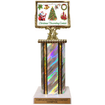 Christmas Decorating Trophy