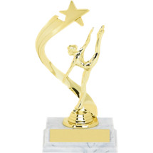 Dance Trophy - Modern Dance Rising Star Trophy