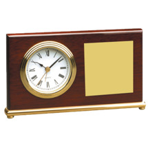 Clock Deskset - Quartz Clock