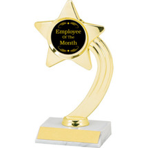 "Dinn Deal! 8"" Shooting Star Trophy 