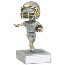 "5 1/2"" Football Bobblehead"