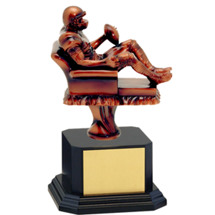 Fantasy Football Armchair Fan Trophy
