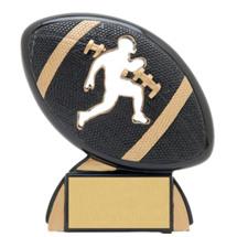 "4 1/2"" Male Football Shadow Resin Award"