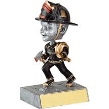"Fireman Bobblehead - 5 1/2"" BobbleHead"