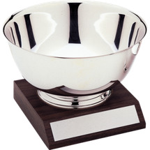 Silver Revere Bowl and Removable Base