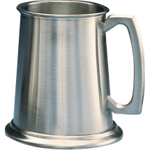 16 oz. Pewter Tankard