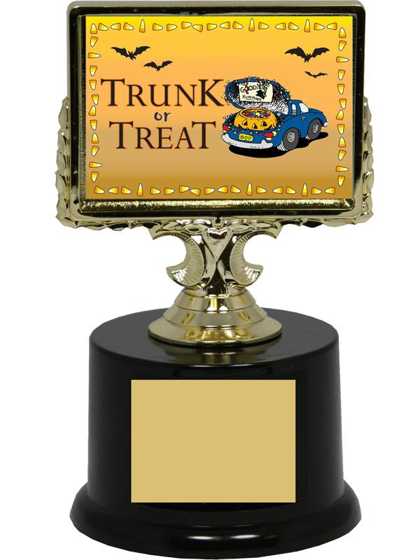 halloween awards trophies medals plaques dinn trophy