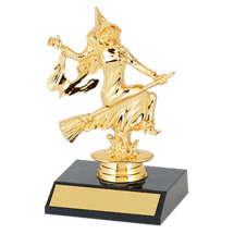 Halloween Trophy - Witch Halloween Trophy