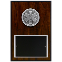 "8 x 12"" Star of Life Plaque"