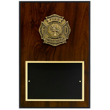 "8 x 12"" Maltese Cross Plaque"
