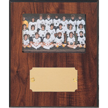 "7 x 9 - 9 x 12"" Classic Photo Plaque"